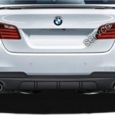 Difuzor tuning bara spate M Pachet Mpack M Performance BMW F10 F11 ver1 - Difuzor bara spate auto