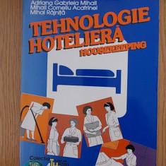 Tehnologie hoteliera- ADRIANA GABRIELA MIHAIL