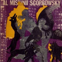 Jurnalul oficial al misiunii Scorbowsky - Autor(i): Leonida Neamtu - Carte SF