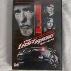 The Last Ride - dvd - Film actiune Altele, Engleza