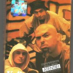 A(02) Caseta audio- MOROMETZII-K.O.Respunzator - Muzica Hip Hop Altele, Casete audio