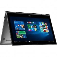 Laptop Dell Inspiron 5578 15.6 inch Full HD Touch Intel Core i7-7500U 16GB DDR4 512GB SSD Windows 10 Pro Grey