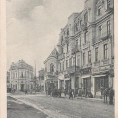 PLOIESTI CALEA ROMANA MAGAZINE GALERIA NOUTATILOR  CIRC.1948 CENZURA PLOIESTI 14, Circulata, Printata