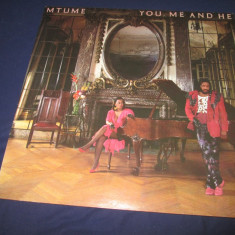 Mtume - You, Me And He _ vinyl, LP, album _ Epic(EU) - Muzica R&B epic, VINIL