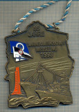 ZET 508 MEDALIE -35 ANI -SOCIETATEA(CAMARADERIA) MARINEI-WESSELING 1993-GERMANIA, Europa