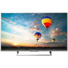 Televizor Sony LED Smart TV KD-43 XE8077 Ultra HD 4K 108cm Silver - Televizor LED