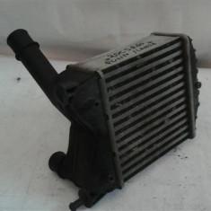 Intercooler Fiat Punto An 2004-2010 1.3JTD cod 847850000, un picior clipsare prindere rupt - Intercooler turbo
