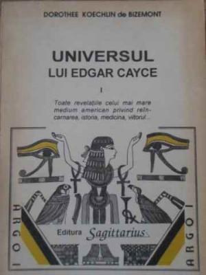 Universul Lui Edgar Cayce Vol.1 - Dorothee Koechlin De Bizemont ,397550 foto