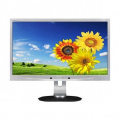 Monitor 22 inch LED, Philips 220P4L, Silver & Black, Panou Grad B