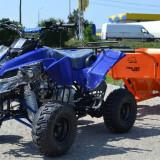 ATV KXD Warrior 125cc, import Germania, casca bonus
