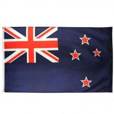 Steag Noua Zeelanda - dimensiuni 153 x 93 cm - Steag fotbal