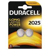 Baterie Duracell specialitati lithiu 2*2025 Argintiu