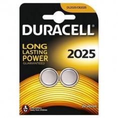 Baterie Duracell specialitati lithiu 2*2025 Argintiu - Baterie Aparat foto