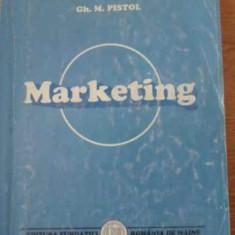 Marketing - Gh.m. Pistol, 397625 - Carte Marketing