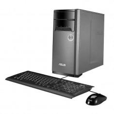 Sistem desktop Asus M32CD-RO017D Intel Core i7-6700 8GB DDR3 2TB HDD AMD Radeon R9 370 2GB Grey - Sisteme desktop fara monitor Asus, Fara sistem operare