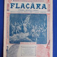 REVISTA FLACARA * ANUL III - NR. 52 - 11 OCTOMBRIE 1914 * MARSILIEZA