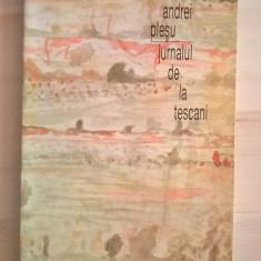 Andrei Plesu - Jurnalul de la Tescani - Filosofie