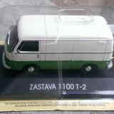 Macheta metal DeAgostini Zastava 1100 T2 NOUA - Masini de Legenda Croatia - Macheta auto, 1:43