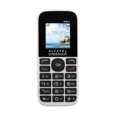 Telefon mobil Alcatel Tiger X3 1016G White - Telefon Alcatel