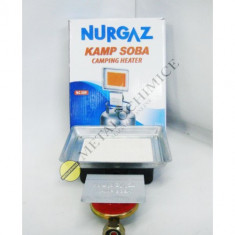 ARZATOR, SOBA, PLITA GAZ 1500W - PENTRU INCALZIT