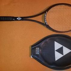 Racheta tenis camp cu husa fischer match maker made in austria - Racheta tenis de camp Nespecificat