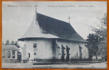 Radauti , Bucovina , Biserica Bogdan Voda , circulata , 1934, Printata