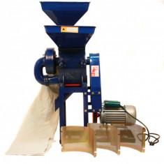 Moara electrica cu ciocanele universala 2.8 kw capacitate maruntire  300 kg/h