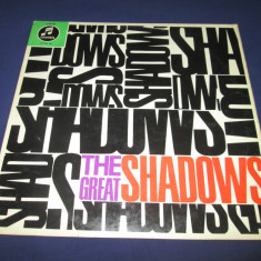 The Shadows - The Great Shadows _ vinyl, LP, album _ Columbia (Germania) - Muzica Rock Columbia, VINIL