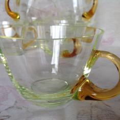Cesti cristal Lemon - Pahare