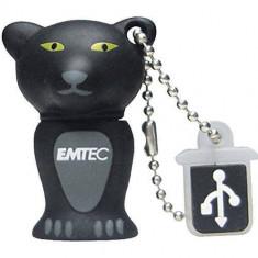 Memorie USB Emtec Panther M313 8GB USB 2.0 Black - Stick USB