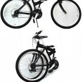 """Bicicleta pliabila roti 26"""" - 21 viteze Shimano - made in Germany!, 18 inch"""