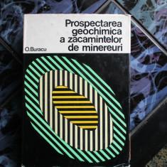 PROSPECTAREA GEOCHIMICA A ZACAMINTELOR DE MINEREURI - Carti Constructii