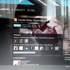 Cont Steam si Cont Origin - Jocuri PC Altele