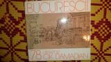 Bucurescii cu 78 desene de Cik Damadian an 1978/