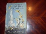 POVESTI  DIN  TARA  RUTABAGA  ( 1969, cu ilustratii, 291 pagini ) *