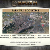 Parc logistic inchiriaza spatii - Spatiu comercial de inchiriat