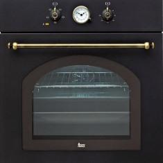 Cuptor electric Teka HR 550 56L LCD 5 programe Negru/Antracit - Cuptor incorporabil