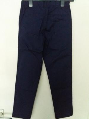 Pantaloni Chino bleumarin baieti noi foto