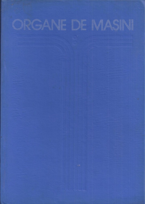 Organe de Masini vol. 2 1983 Mihai Gafitanu foto mare