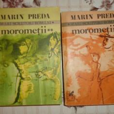 Morometii 2 vol./an1981/1098pagini- Marin Preda