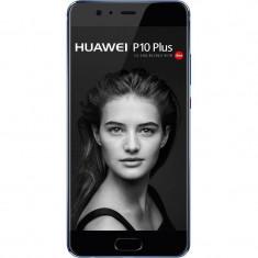 Smartphone Huawei P10 Plus 128GB Dual Sim 4G Blue - Telefon Huawei, Neblocat, Android OS
