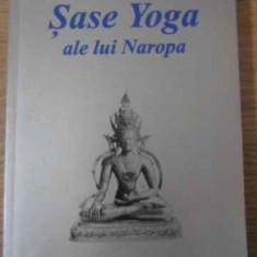 Sase Yoga Ale Lui Naropa - Tsongkhapa, 397541 - Carti Budism