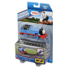 Set Locomotiva Motorizata cu Sine Thomas and Friends - Trenulet Mattel