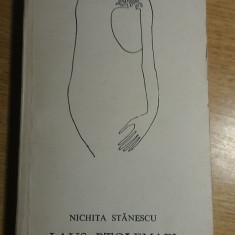MCCI - NICHITA STANESCU - LAUS PTOLEMAEI - EDITIE 1968 - Carte poezie