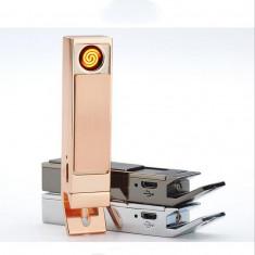 BRICHETA DE LUX,ELECTRONICA CU INCARCARE USB,ACUMULATOR,DESFACATOR STICLE.SUPER!