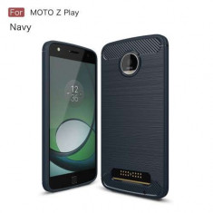 Husa Motorola Moto Z Play Carbon Series - Husa Telefon