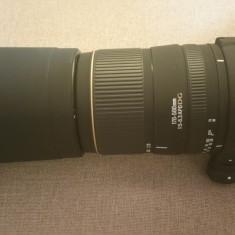 Obiectiv canon sigma Teleobiectiv Sigma 170-500mm F5-6.3 APO DG - Obiectiv DSLR