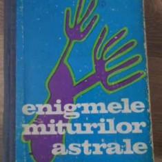 Enigmele Miturilor Astrale - Victor Kernbach, 397465 - Carti Budism