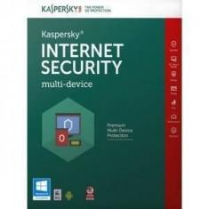 Kaspersky Internet Security 2017 3USERI 1AN+3LUNI RENEW RETAIL - Antivirus