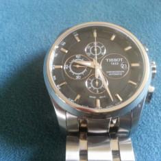 Tissot Couturier Chronograph Automatic - Ceas barbatesc Tissot, Mecanic-Automatic